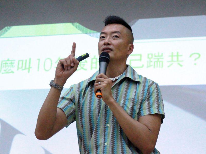 褚士瑩。(圖/聯合報系新聞資料照)