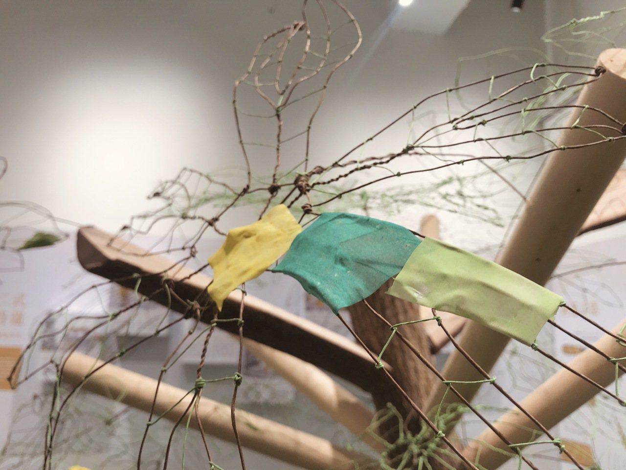 蓪草樹在200年前,曾是新竹最重要的經濟作物,其枝幹間的嫩莖可作為藥材、蓪草紙。...
