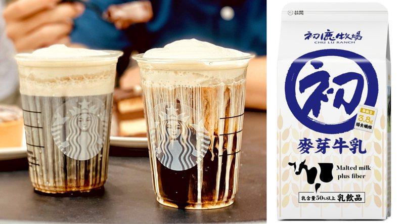 圖/擷取自 星巴克咖啡同好會(Starbucks Coffee)、初鹿牧場提供