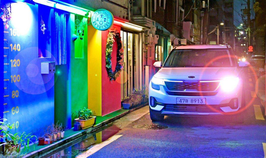 Kia Seltos目前暫居今年韓國國產小休旅銷售冠軍。 摘自Kia
