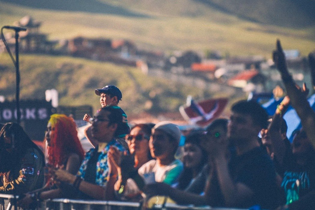 蒙古烏蘭巴托 Playtime Festival。 Photo Credit:P...