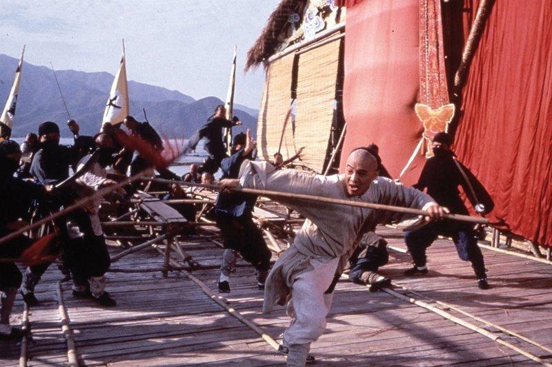 《黃飛鴻》(1991)劇照。 圖/IMDb