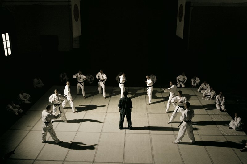 《葉問》(2008)劇照。 圖/IMDb