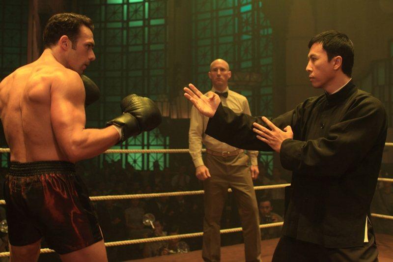 《葉問2:宗師傳奇》(2010)劇照。 圖/IMDb