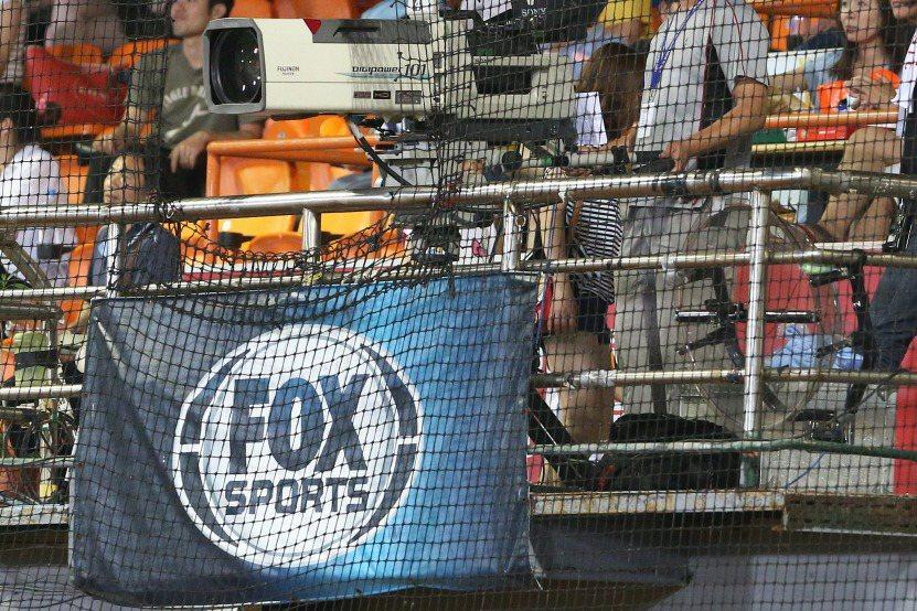 FOX體育台於9月時宣布,即將在2020年底結束營運。 圖/聯合報系資料照