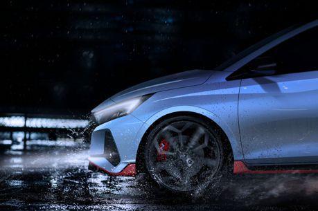 影/N Performance又有新同學了! 全新Hyundai i20 N性能小車預告發表!