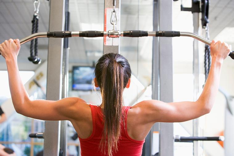 重訓應著眼的重點隨著目標而異,例如:藉重訓減肥、藉高負荷促進肌肥大、藉適度負荷打...