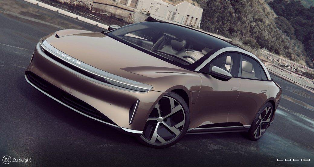 Lucid Motors 日前發表了強大又高效率的新款電動車 Lucid Air...