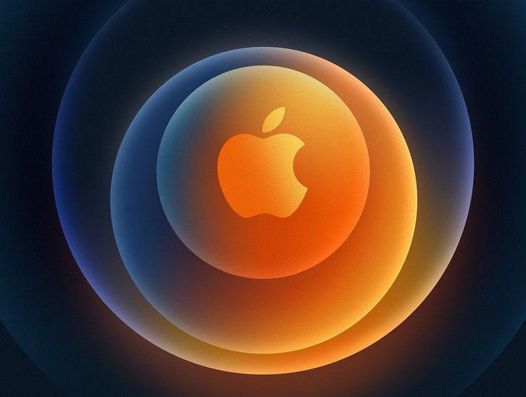 蘋果的邀請函上寫著「嗨,速度」(Hi, Speed),暗示5G版iPhone的傳...