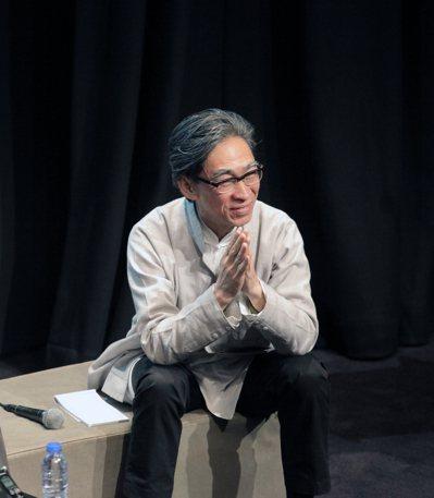 張頌仁被認為是大陸「當代藝術之父」,在今年蘇富比秋拍推出一個當代藝術小專題。圖/...