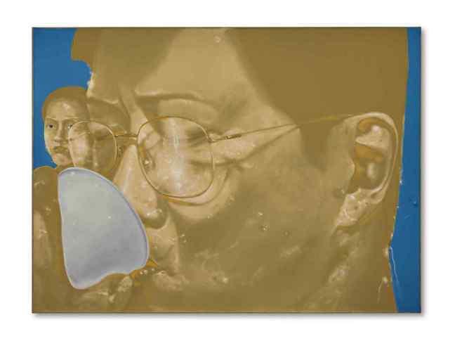 沈小彤「2003 No.5」,2003年作。圖/蘇富比提供