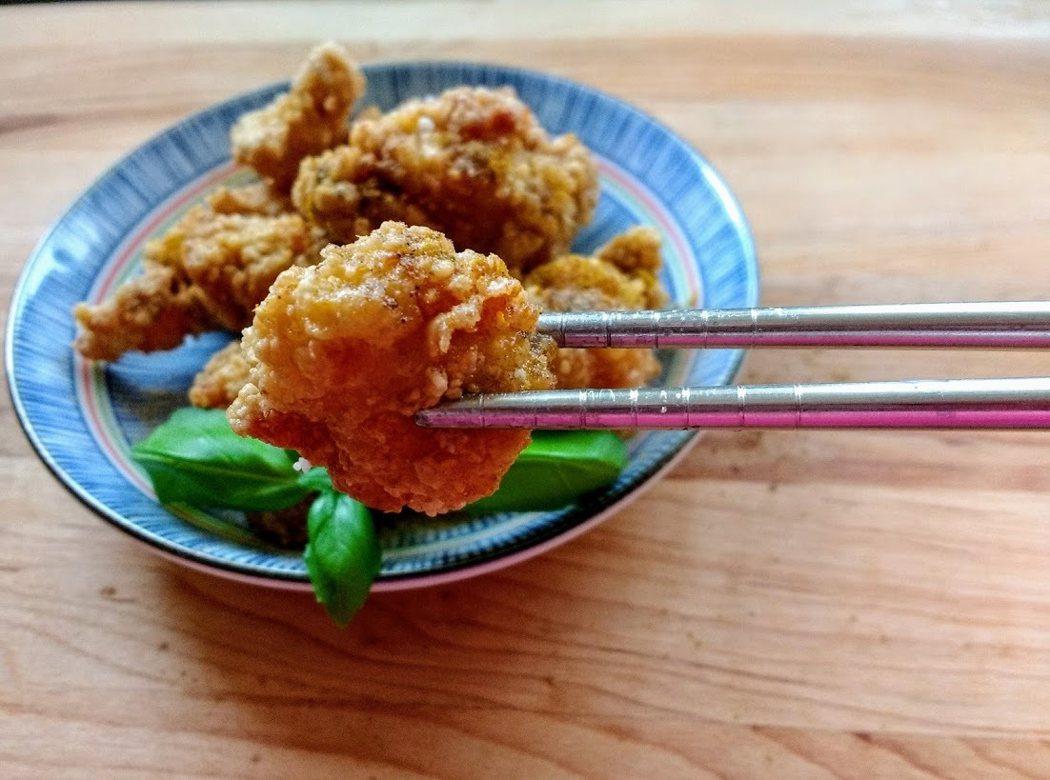 圖文:美國番媽【食譜】咖哩鹹酥鷄