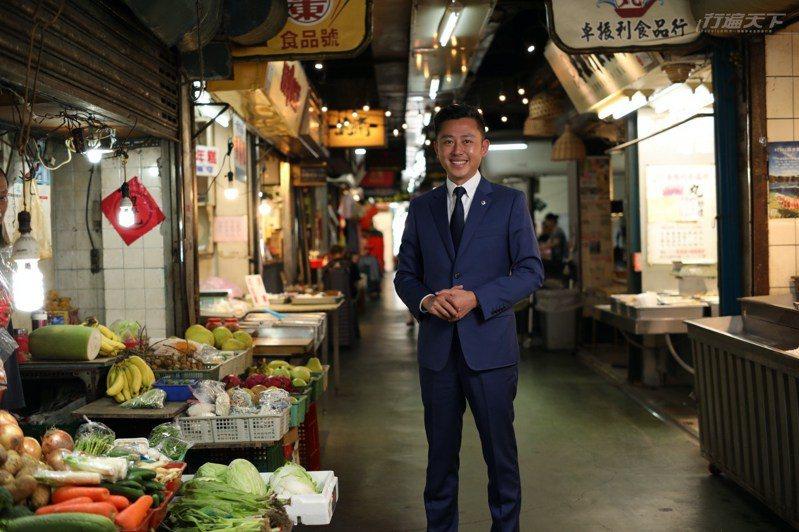在年輕人陸續進駐後,東門市場變得更活絡且魅力十足,也是市長林智堅推薦的舊城散步亮點。