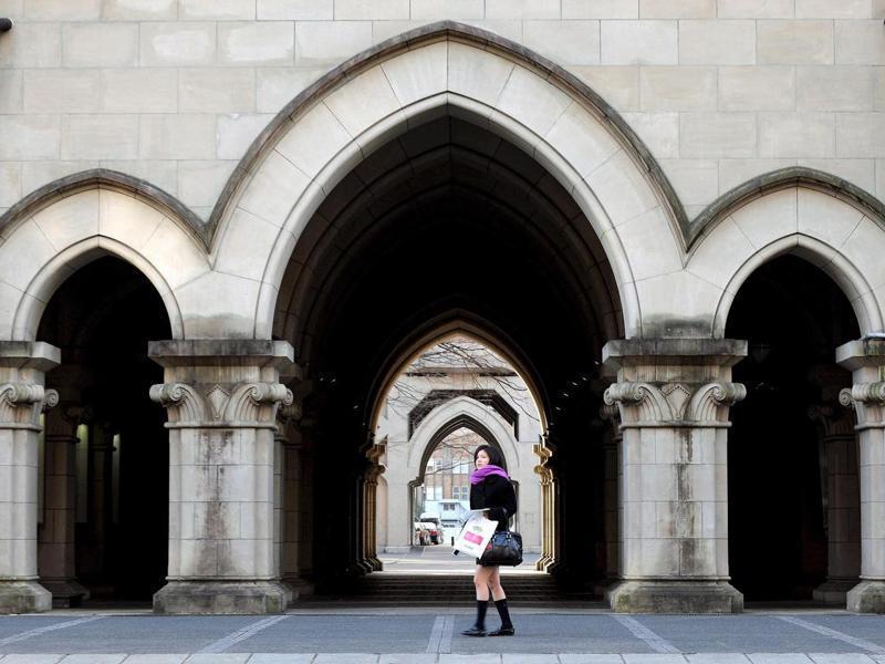 日本第一學府東京大學(圖)日前選出新校長,掀起黑箱出線的異議。歐新社