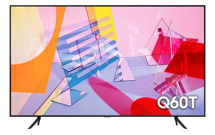 三星65型QLED量子電視特價44,900元,加碼送獨家好禮禾聯超薄型智能掃地機...