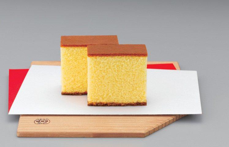 福砂屋長崎峰蜜蛋糕600元。圖/新光三越提供