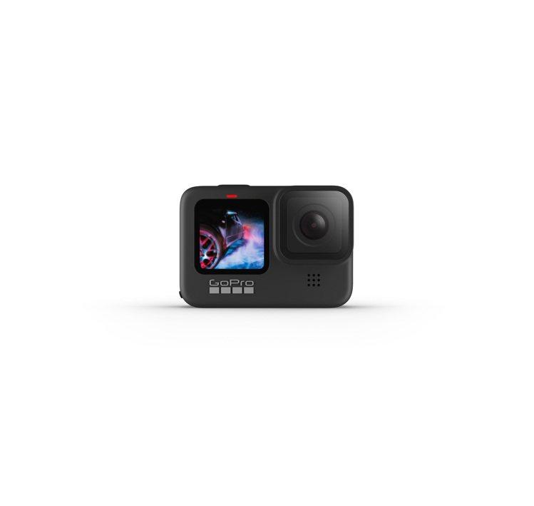 法雅客「GoPro HERO9 BLACK」推薦價16,800元。圖/新光三越提...