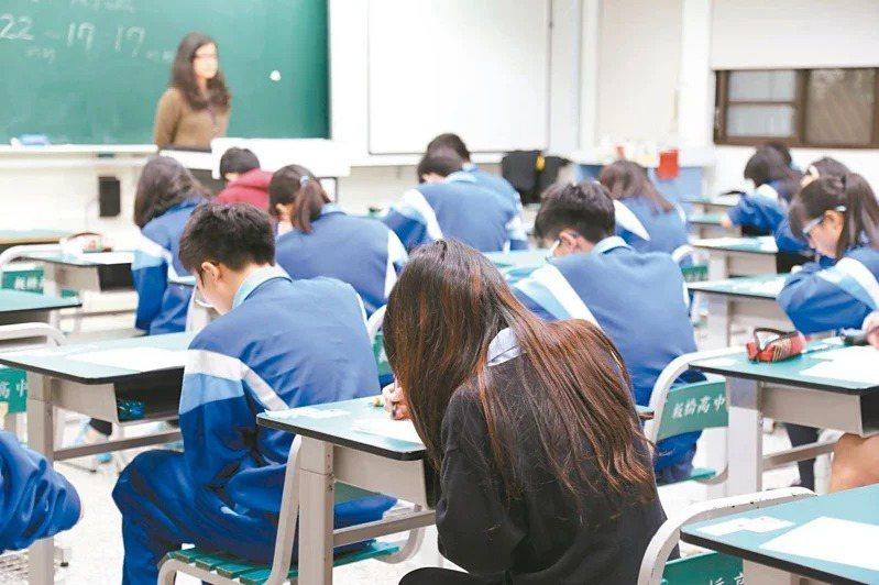 學習歷程檔案,也是台灣108課綱中的重要環節,但許多家長和老師卻為此焦慮。圖/聯合報系資料照片