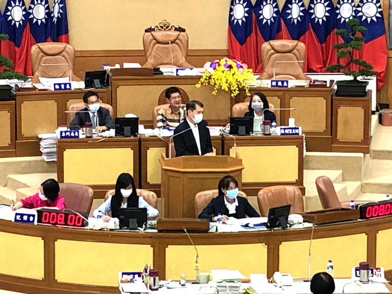 新北勞工局長陳瑞嘉說,涉及職業安全法霸凌部分,會再進行調查。記者王敏旭/攝影