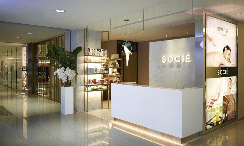 日本頂級美容沙龍施舒雅今年首家新展店選在美麗華,並於今(7)日開幕。施舒雅/提供
