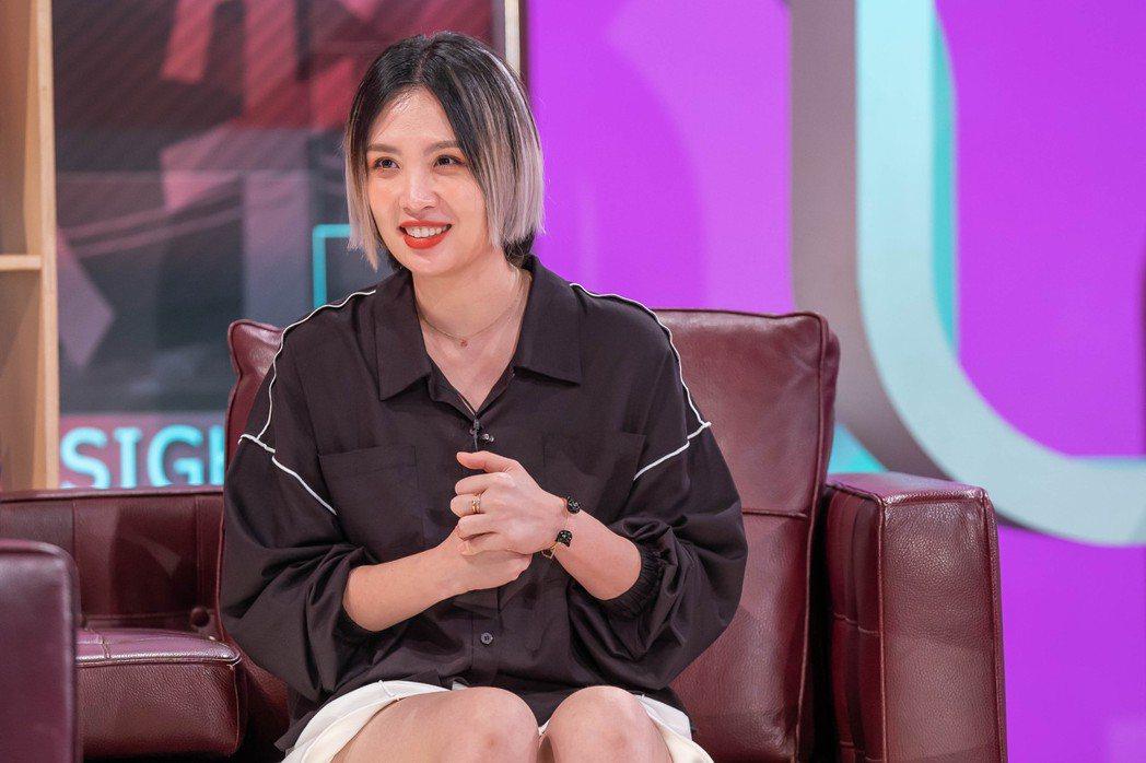 魏如萱曾經不喜歡自己的樣子。圖/TVBS提供