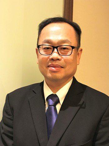 光磊總經理黃年宏。記者李珣瑛/攝影