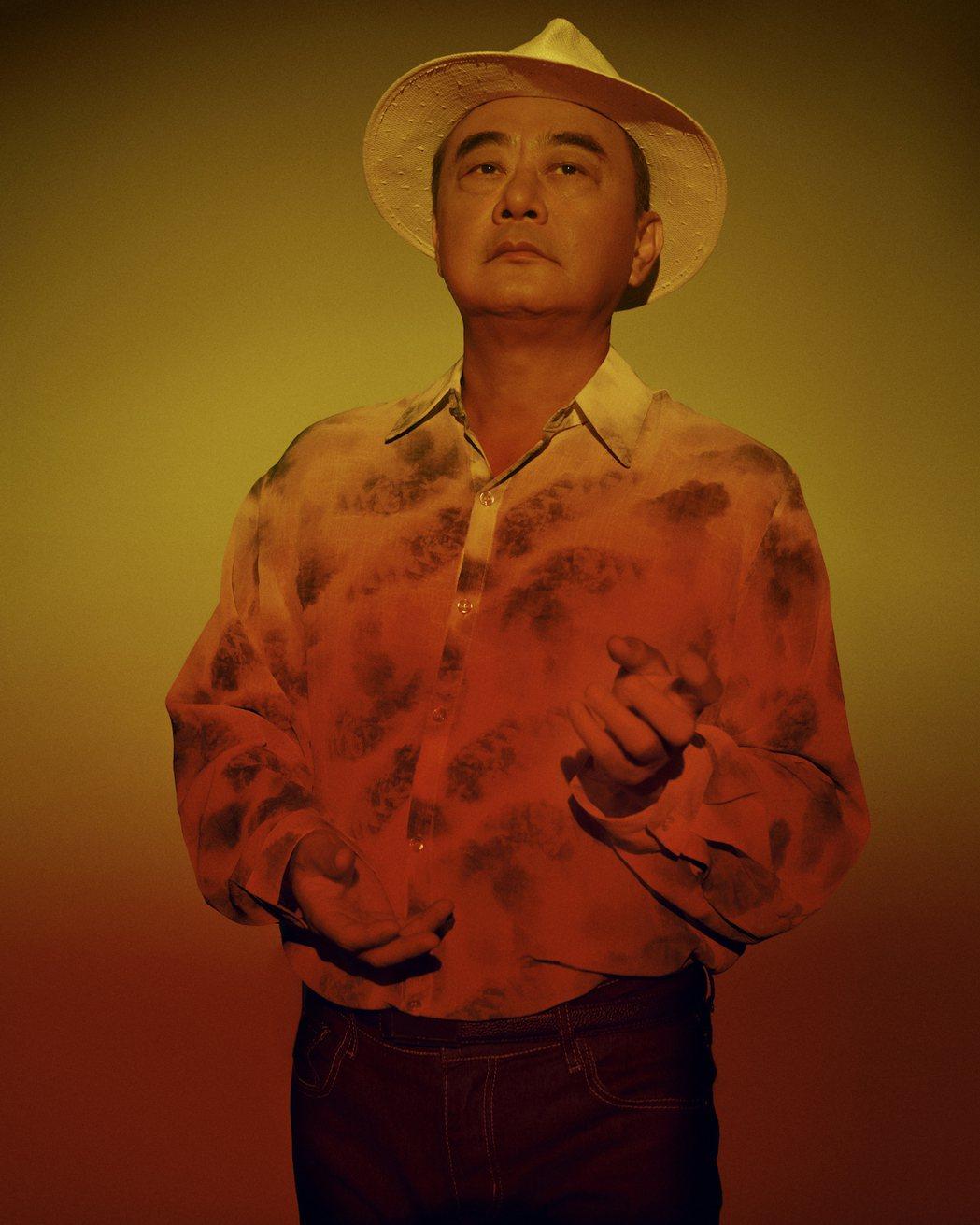 陳昇推出全新專輯「末日遺緒」。圖/新樂園製作有限公司提供