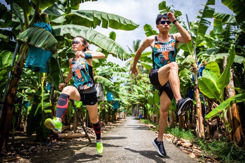 旗美馬拉松推出慶雙十優惠。 圖/聯合數位文創提供