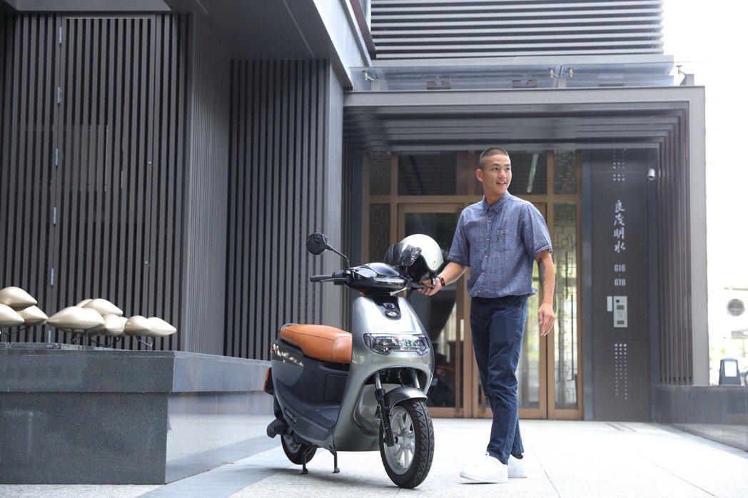 針對iE125指定車型獲贈原廠頂級配件豪禮組最高總價值約,000元。 圖/...