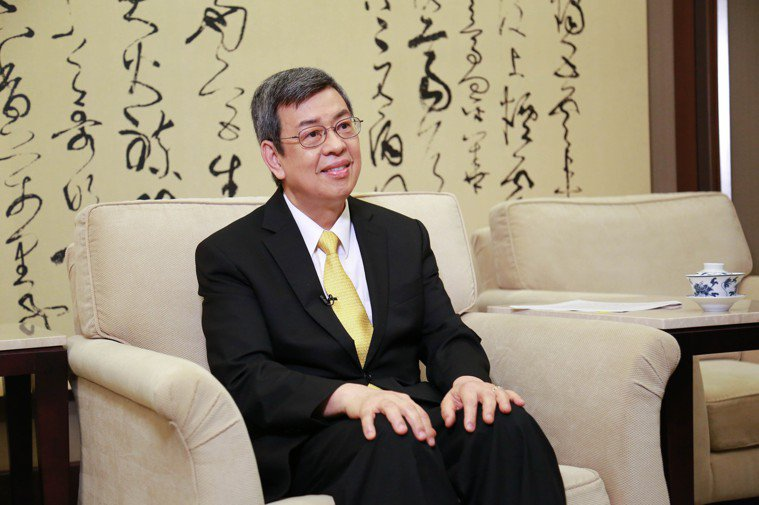 前副總統陳建仁。圖/病人自主研究中心