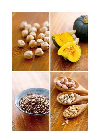 圖/摘自《補充特定營養素的全植物蔬食料理》