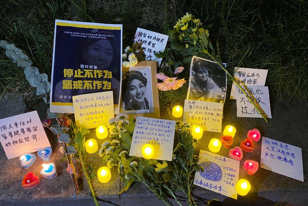 拉姆之死引發中國社群輿論的震驚與憤怒。為什麼平日已多次遭受家暴的拉姆,最後仍未逃...