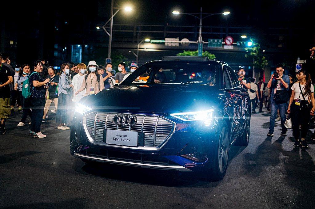 近年來台灣奧迪致力提升產品、服務品質之外,也更積極將Audi品牌精神結合在地化策...