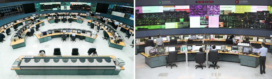 台北捷運行控中心也將於2020打開台北中曝光。 圖/台北捷運行控中心提供