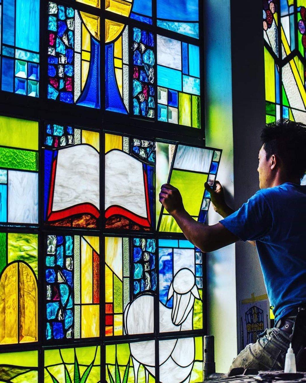 台灣將督長老教會濟南教會是歷經百年而保存完善的本土教會建築。 圖/台灣將督長老教...