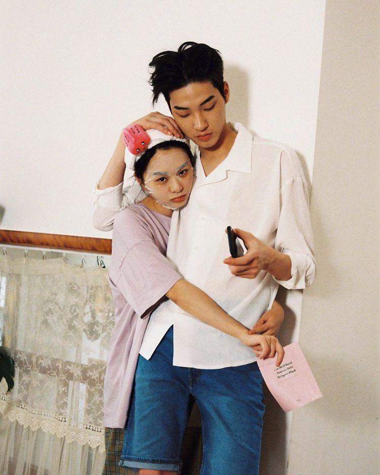 28歲洪瑛琦身與老公是姐弟戀。圖/擷自IG