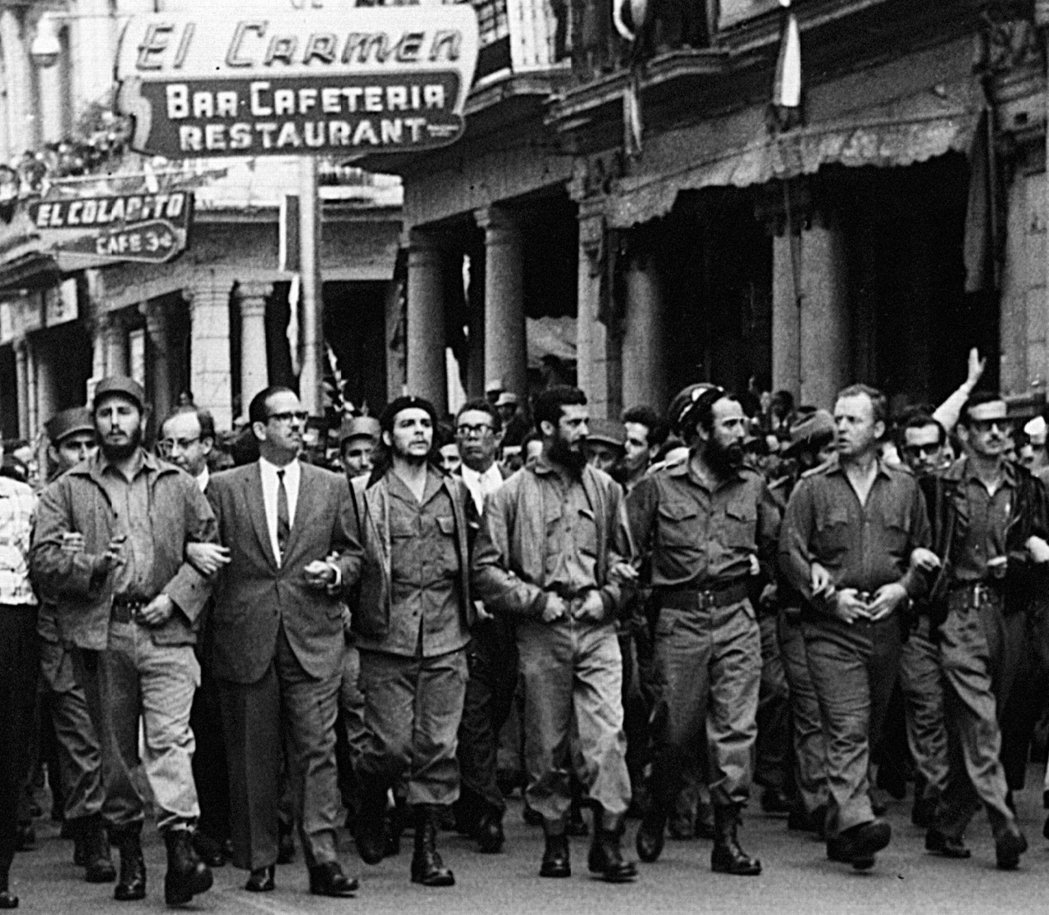 以邁阿密為大本營的反卡斯楚社團,恐怖攻擊兩類古巴機構,一是古巴駐海外官方與商務機...
