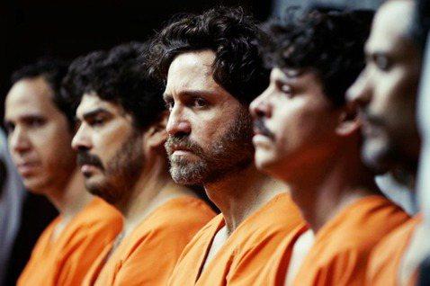 「在邁阿密審判五位古巴情報員,就如同以色列情報員,在德黑蘭審判那般地公平。」 圖...