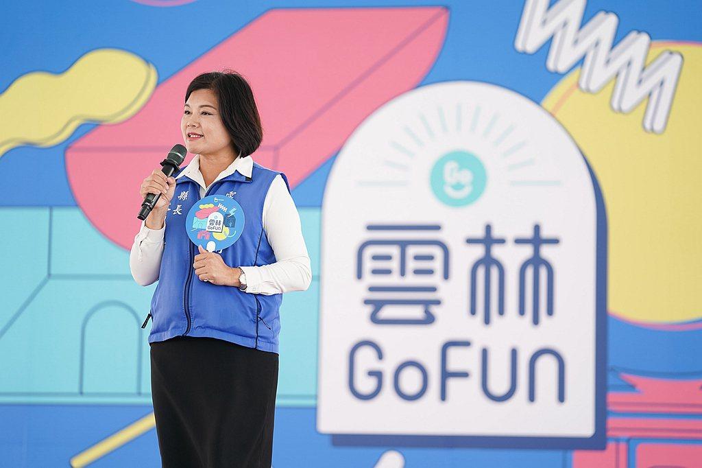 雲林縣長張麗善表示,非常期待GoShare共享電動機車的加入,滿足雲林縣民、學生...