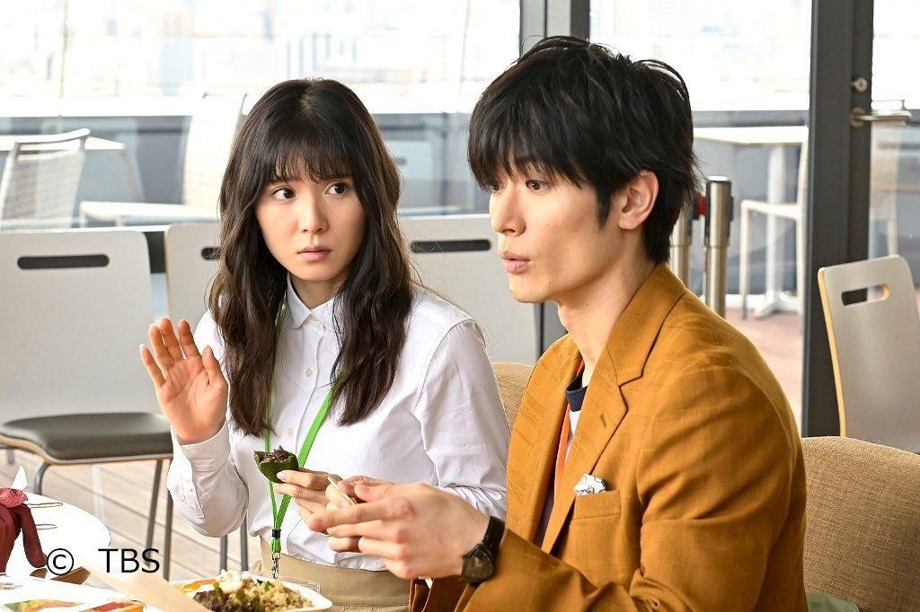 松岡茉優與三浦春馬。圖/擷自推特