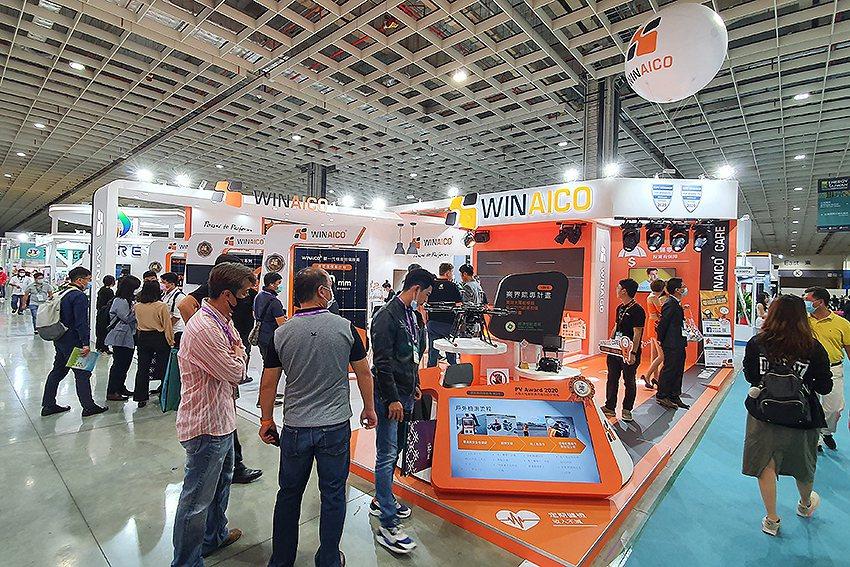 有成精密參加「ENERGY TAIWAN 2020」在「K0307a」攤位展出。...