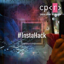 Check Point 發現 Instagram 存在一個嚴重漏洞,攻擊者只需向使用者傳送一張惡意圖片,即可盜用其 Instagram 帳號。圖/Check Point提供