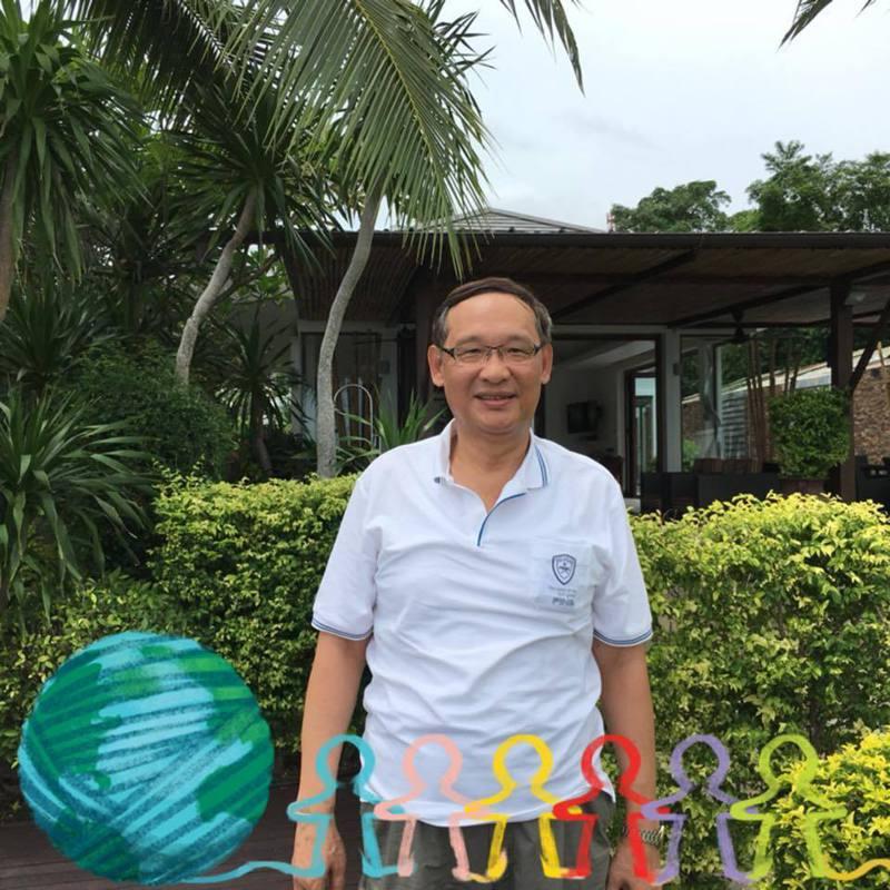 彰化消防局長蕭嘉政因家庭因素請辭。圖/翻攝臉書
