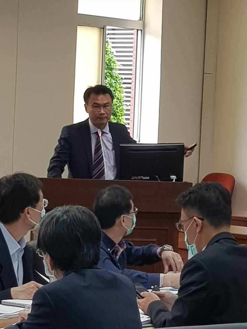 立法院經濟委員會今天邀請農委會主委陳吉仲進行農委會業務報告。記者彭宣雅/攝影