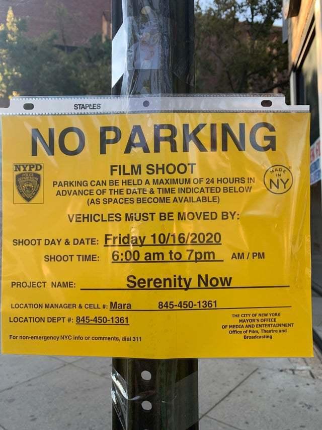 號稱是索尼&漫威「蜘蛛人」第3集下周將在紐約拍攝的公告,劇組特地取了假片名。圖/...