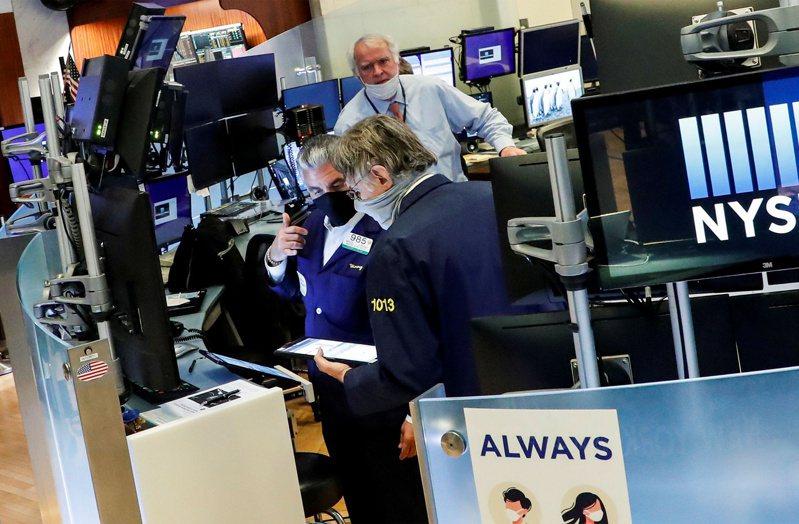 市場看好國會通過財政刺激方案,美股8日早盤大漲。路透