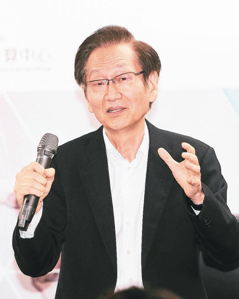 華碩董事長施崇棠 (本報系資料庫)