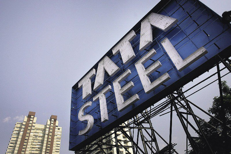 印度最大鋼鐵生產商塔塔鋼鐵(Tata Steel)有意出售其英國資產,河北民企敬業集團有意收購。(本報系資料庫)