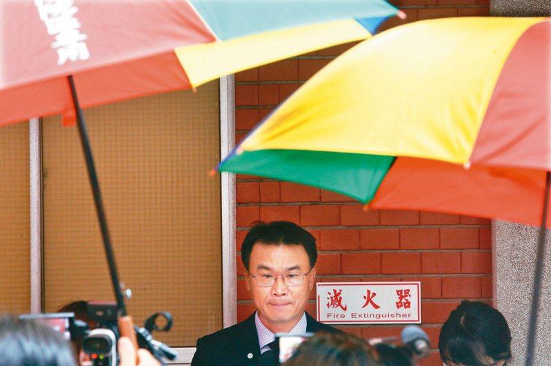 針對水保局花酒案,農委會主委陳吉仲昨天回應表示媒體報導完全不符合實際處理現況。記者蘇健忠/攝影