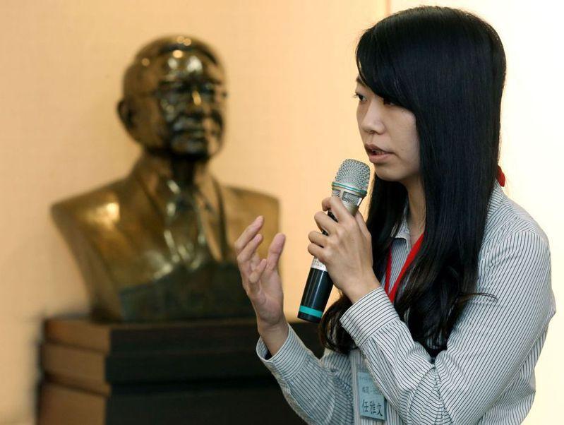 王惕吾先生新聞獎學金,獎助就讀新聞系所的優秀學生。 圖/聯合報系資料照片